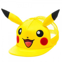 Pokemon - Pikachu Big Face with Ears Hat