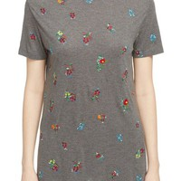 The Kooples Embroidered Tee | Nordstrom
