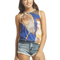 Beauty & the Beast™ Tank | Wet Seal