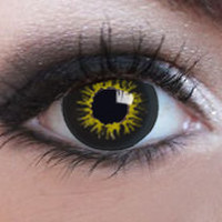 Black Wolf Contacts