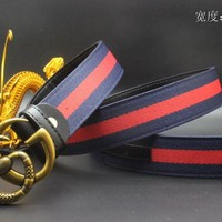 Gucci Belt Men Women Fashion Belts 537888