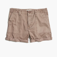 Cutoff Fatigue Shorts