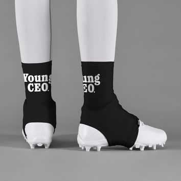 Young CEO Spats / Cleat Covers