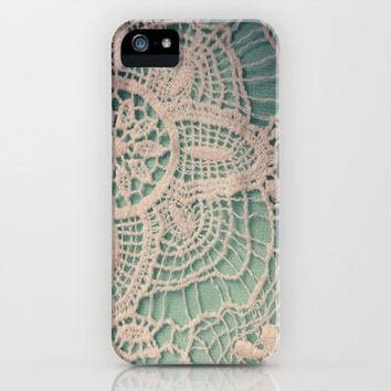 CROCHET iPhone Case by OSSUMphotos | Society6
