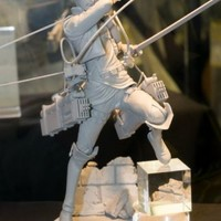 Japan FuRyu Prize Attack on Titan Shingeki no Kyojin Figure Eren Jaeger
