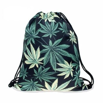 Bud Drawstring Gym Bag