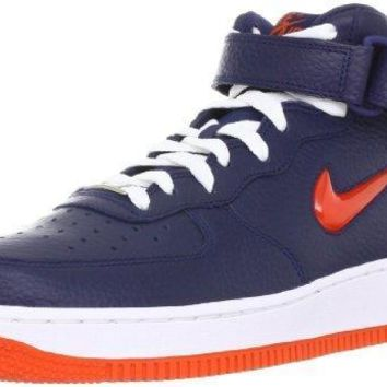 Nike Air Force 1 Mid NYC Jewel Mens Basketball Shoes 315123-402 air force ones nike
