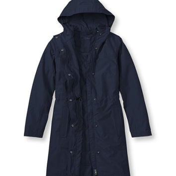H2OFF Rain Coat, PrimaLoft-Lined: Rain Jackets | Free Shipping at L.L.Bean