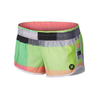 Hurley Supersuede Printed Beachrider Women's Boardshorts