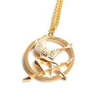 Hunger Games Necklace,Christmas gifts,Birthday Gifts