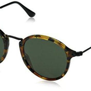 Ray-Ban Men's 0RB2447 Round Sunglasses