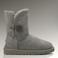 Ugg 5803 Grey Sheep Skin Boots