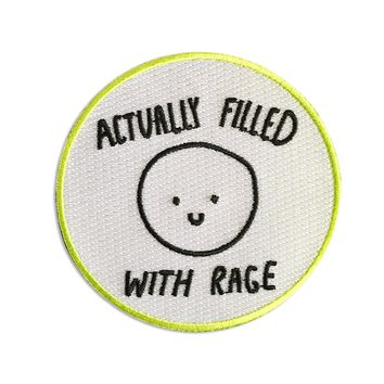 Rage Patch