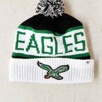 '47 Brand Philadelphia Eagles Calgary Beanie- Black One