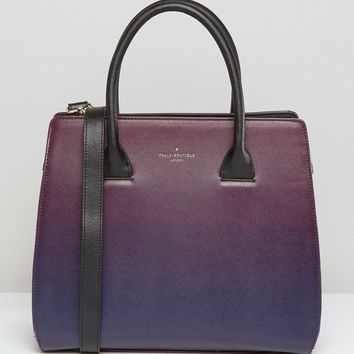 Pauls Boutique Georgia Plum Ombre Tote at asos.com