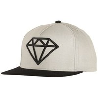 Diamond Supply Co Rock Logo Snapback - Men's at CCS