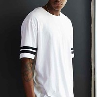 The Narrows Athletic Curved-Hem Long Tee
