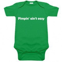 Pimpin' Ain't Easy One Piece