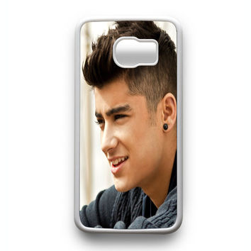 zayn malik one direction Samsung Galaxy S6 Edge Case