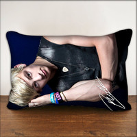 "Ross Lynch - Pillow Cover in Size 18""x18"" and 30""x20"""