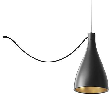 Pablo Designs Swell String Single Pendant