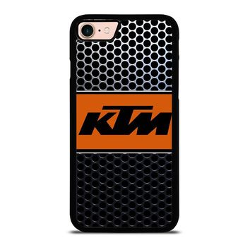 KTM NEW iPhone 8 Case Cover