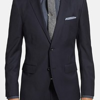 Men's Bonobos 'Foundation' Trim Fit Wool Blazer