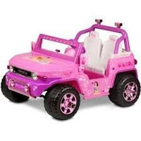 Disney Princess Toyota FJ Cruiser Ride