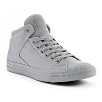 Converse All Star High Street Mid-Top Sneakers for Men (Grey)