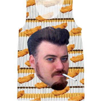 Trailer Park Boys Ricky Tank Top from RageOn! | you're a unicorn