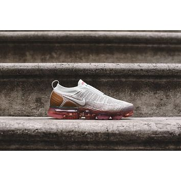 Original Nike Air VaporMax FK Moc 2 - Sail / Wheat