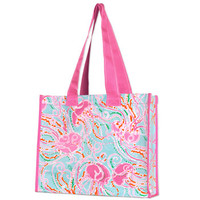 Lilly Pulitzer Market Tote - Jellies Be Jammin