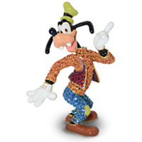 Disney Parks Limited Edition Goofy Jeweled Figurine by Arribas Brothers New with Box