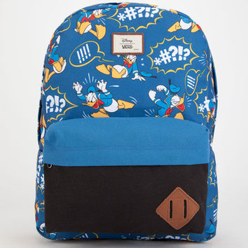 Vans Disney Donald Duck Old Skool Backpack Multi One Size For Men 25716395701