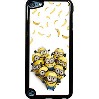 minion catch banana despicable me movie new design For iPod Touch 5 Case *ST*