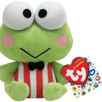 Ty Beanie Baby Keroppi Hello Kitty Friend
