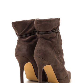 Chic In The City Slouchy Booties GoJane.com