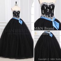 Prom Dresses Stores In Atlanta Ga - Wholesale Cheap Sweetheart Black Ball Gown Prom Dresses at Minibridal Online Shops
