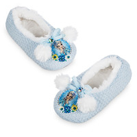 Elsa House Slippers for Girls | Disney Store