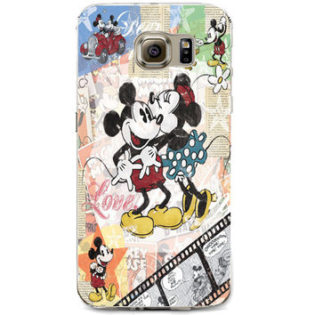 Disney's Mickey & Minnie for Samsung Galaxy S7 EDGE