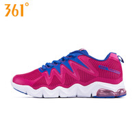 361 Women's Autumn Breathable Running Sports Shoes Female Portable Anti-Skid Training Sneakers