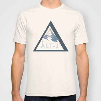 alt-j T-shirt by TwO Owls