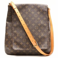 Louis Vuitton Monogram Musette Shoulder Bag M51256 9382