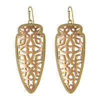 Kendra Scott Sadie Earring Gold/Rose Gold - Zappos.com Free Shipping BOTH Ways