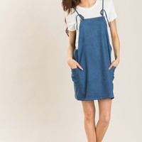 Carolina Denim Dress