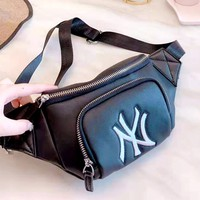NY 2019 new personalized fashion pocket shoulder bag