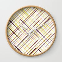 Starstruck Wall Clock by DAVID DARCY