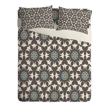 Heather Dutton Amirah Dusk Sheet Set Lightweight