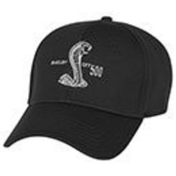 Genuine Ford Mustang Shelby GT500 Cool Mesh Fitted Baseball Cap Hat