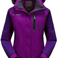 $ 36.69 Women's Zip-Front Hooded Outdoor Jacket